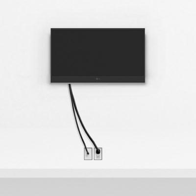 Bronze TV Mount Medium | TV mounting and Speaker Installation service in Northern Virginia