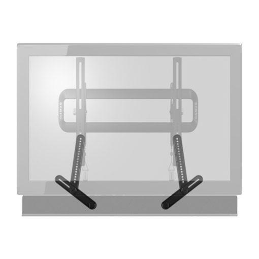 Soundbar Speaker Mount | Snappymount | TV mounting and Speaker Installation service in Northern Virginia
