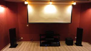Projector Screen mounting service | Motorized Screen